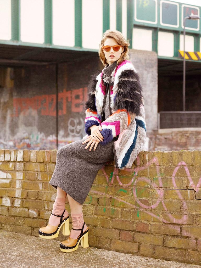 Линдси Виксон — Фотосессия для «Bergdorf Goodman» 2015 – 4