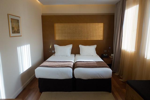 Almaty hotel room