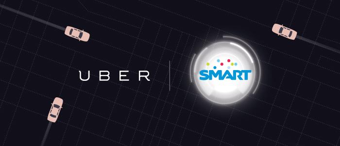 Smart Uber iPhone 6S