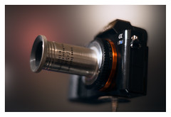 Hugo Meyer Kinon Superior I f = 5cm (projector lens)