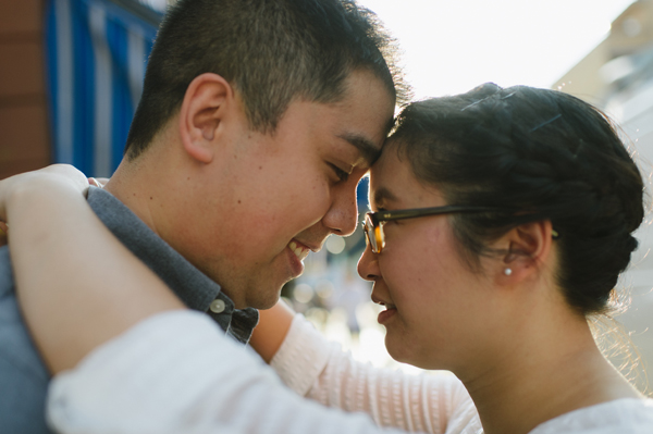 Celine Kim Photography Kensington Market fall engagement session MJ Toronto Wedding Photographer-22