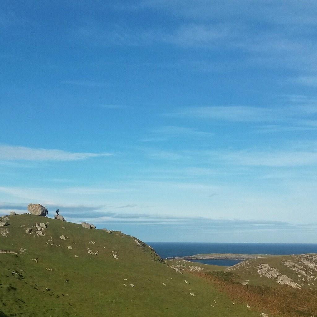kivillä, Skotlannin ylämaat