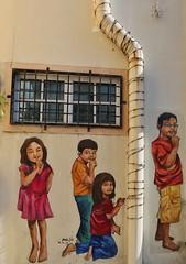 Murals of Ipoh