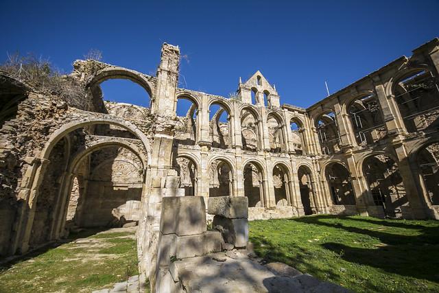 Monasterio Santa María de Rioseco