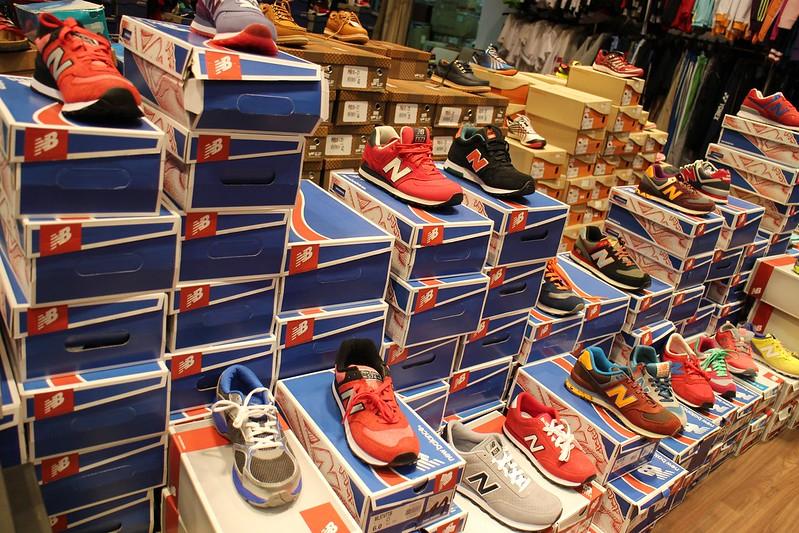 【台北秋冬商品拍賣會】只有10天!阿瘦皮鞋、思薇爾內衣、麥雪爾、麥雪爾、Nike、PUMA、adidas、New Balance等好多品牌廠拍會