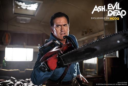 Ash vs. Evil Dead on HOOQ