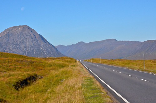 Leaving Glencoe behind