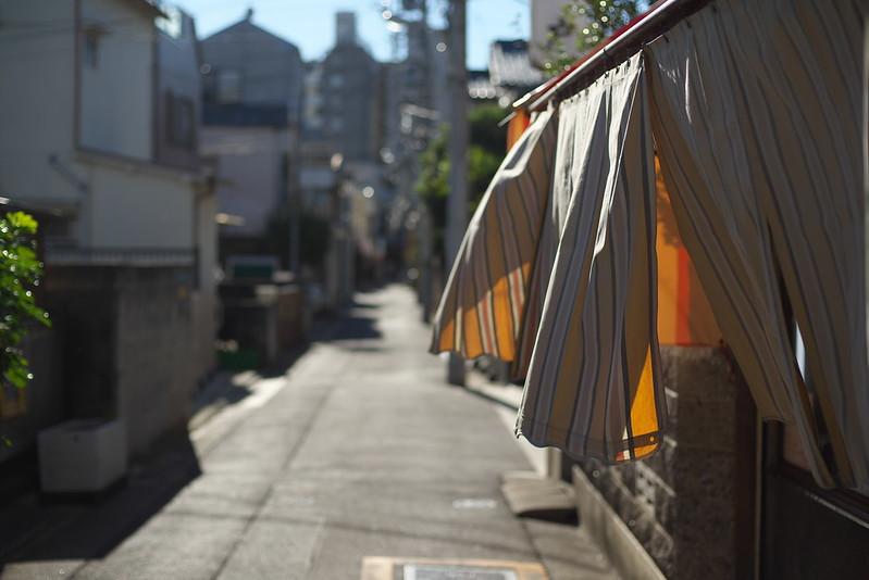 東京路地裏散歩 2015年11月3日