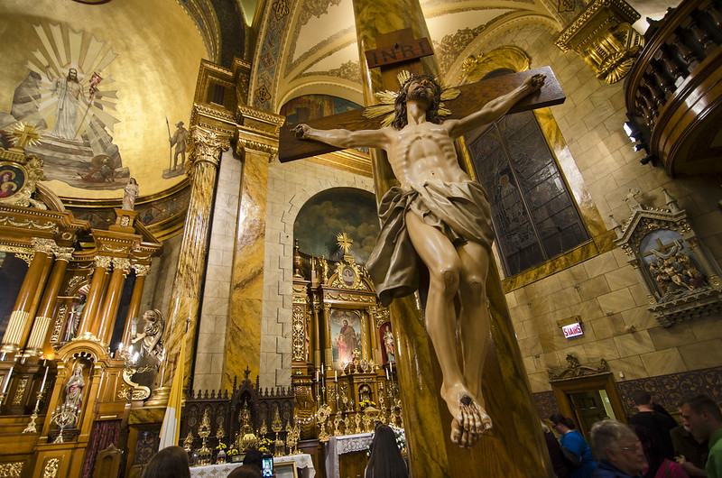 St. John Crucifix