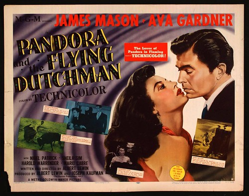 Pandora and the Flying Dutchman - Poster 13