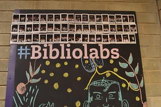 Bibliolabs, Territorios en Código Abierto y Colaborativo 2015
