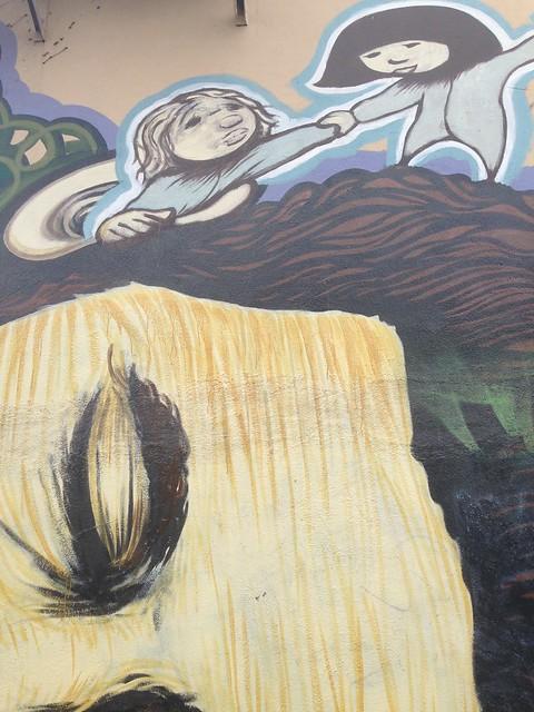 1137 Howard.. Mural