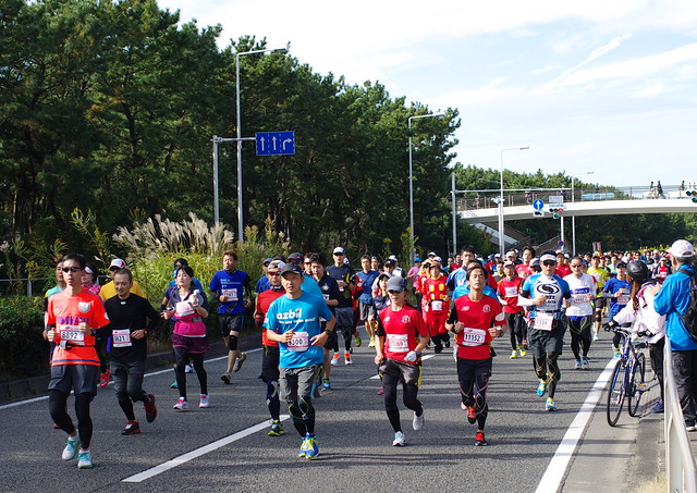 shonan international marathon 1