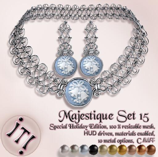 !IT! - Majestique Set 15 Image