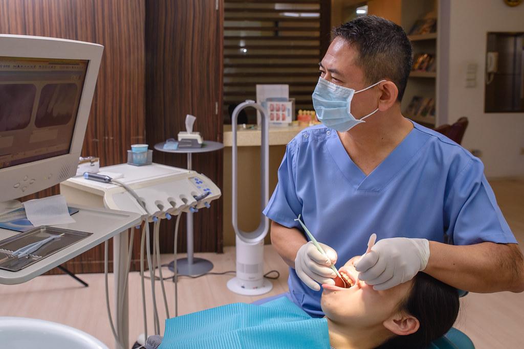 [台南] 用陶瓷補蛀牙!?佳美牙醫真是高科技 (3)