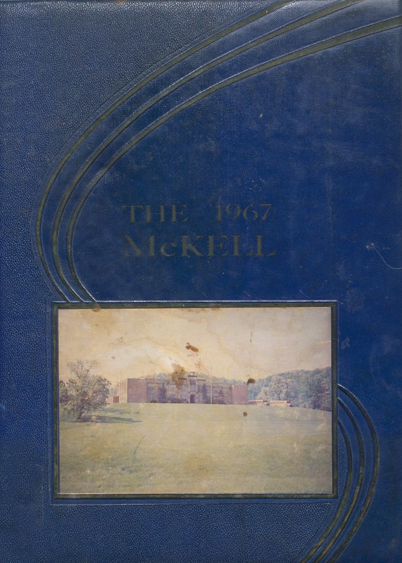 1967 Mckell High School Yearbook