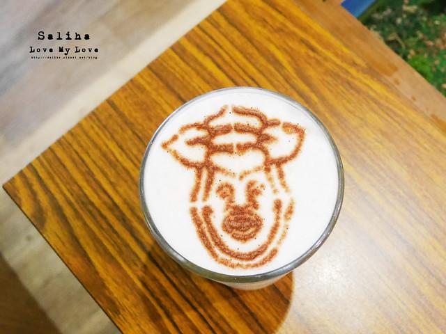 台北東區主題餐廳醜比頭的秘密花園輕食咖啡屁桃 (29)
