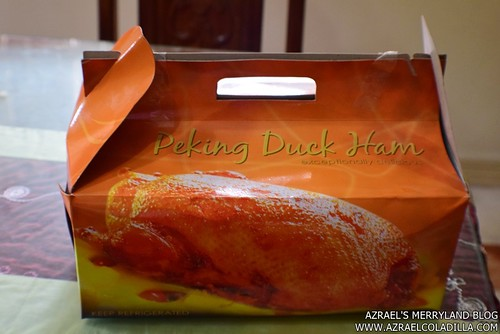 True Deli - pinoy pork ham and peking duck ham