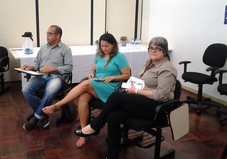 Atividade Sindical no NUCRESS SÃO LEOPOLDO