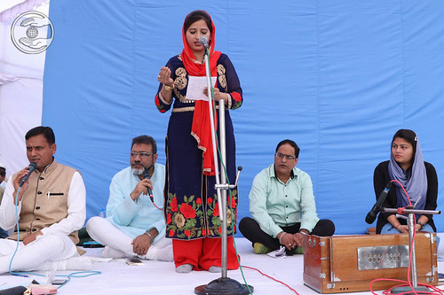Devotional song by Shivani from Saharanpur, Uttar Pradesh
