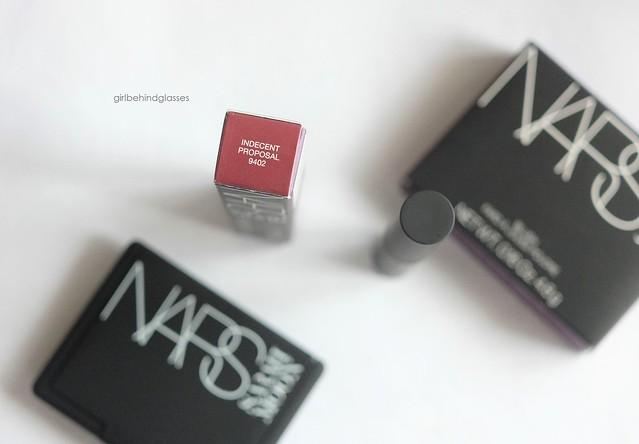 NARS Sarah Moon Matte Lipstick Indecent Proposal4