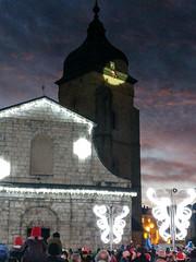 Santa Claus in Pontarlier