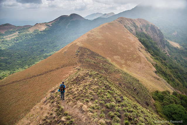 Nishani Motte, Ridge Walk