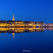 Saint-Malo miror by A.S photographie