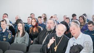 Молебен в Спасском соборе 320