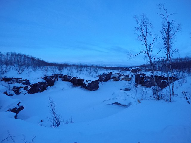 Header of Abisko National Park