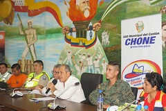 Actividades por el carnaval 2017 se anunció en rueda de prensa: COE