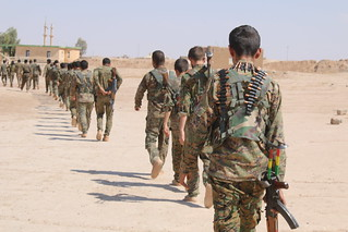 Yezidi YBŞ Fighters