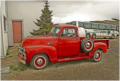 hot rod(0.0), vintage car(0.0), automobile(1.0), automotive exterior(1.0), pickup truck(1.0), vehicle(1.0), truck(1.0), chevrolet advance design(1.0), compact car(1.0), antique car(1.0), land vehicle(1.0), motor vehicle(1.0),