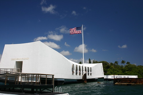 Pearl Harbor US Arizona Memorial