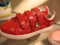 Betty Boop Sneaker