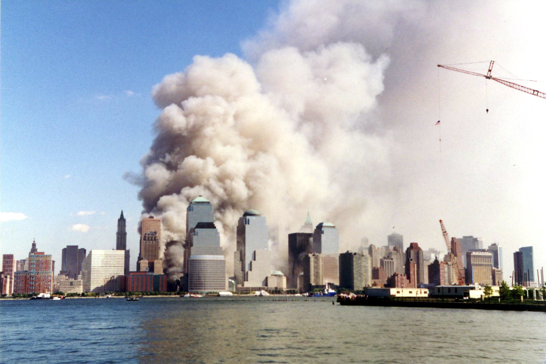an analysis of the attacks on the united states during the eleventh september 2001