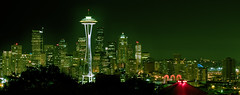 emerald city panorama