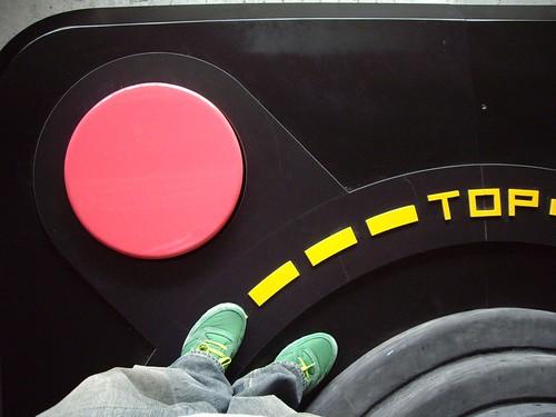 giant joystick