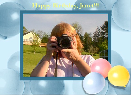 Janet B-day