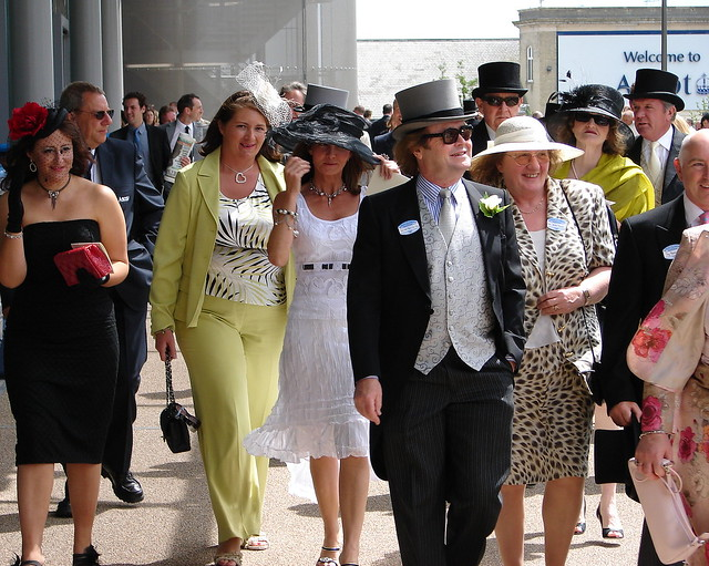 royal enclosure at ascot