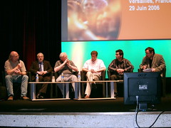 Panel with James Gosling at Java Day in Paris
