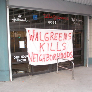 Walgreens Kills Neighborhoods