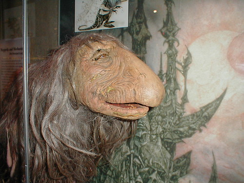 "Puppet from ""The Dark Crystal"""