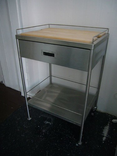 "IKEA Flytta kitchen cart 18""d x 23""w x 34""h…"