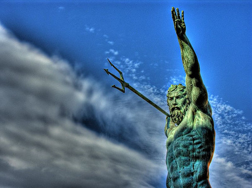 Neptune God Of The Sea Flickr Photo Sharing