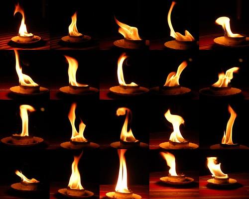 Flammenspiele