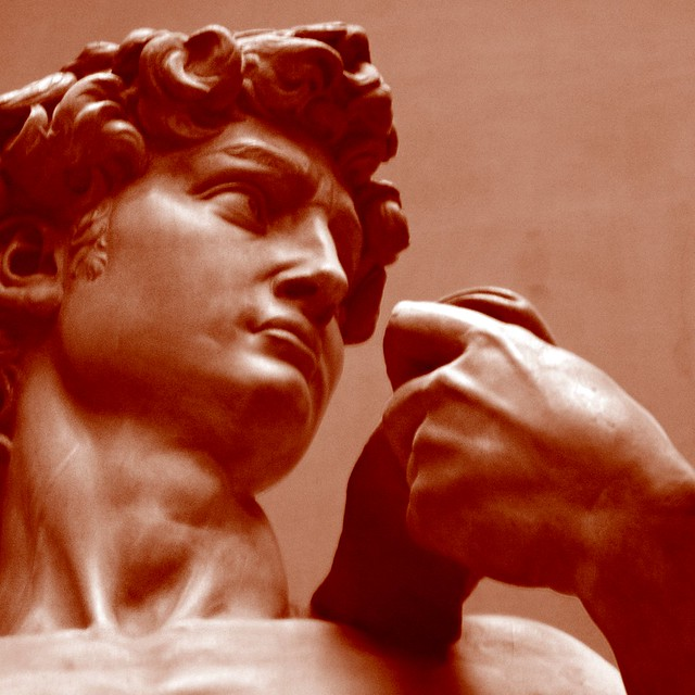 michelangelo's david Michelangelo: michelangelo, italian renaissance sculptor, painter, and architect who exerted an unparalleled influence on the development of western art.
