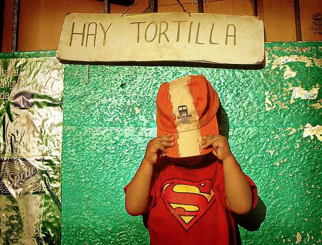 el sub comandante Tortilla
