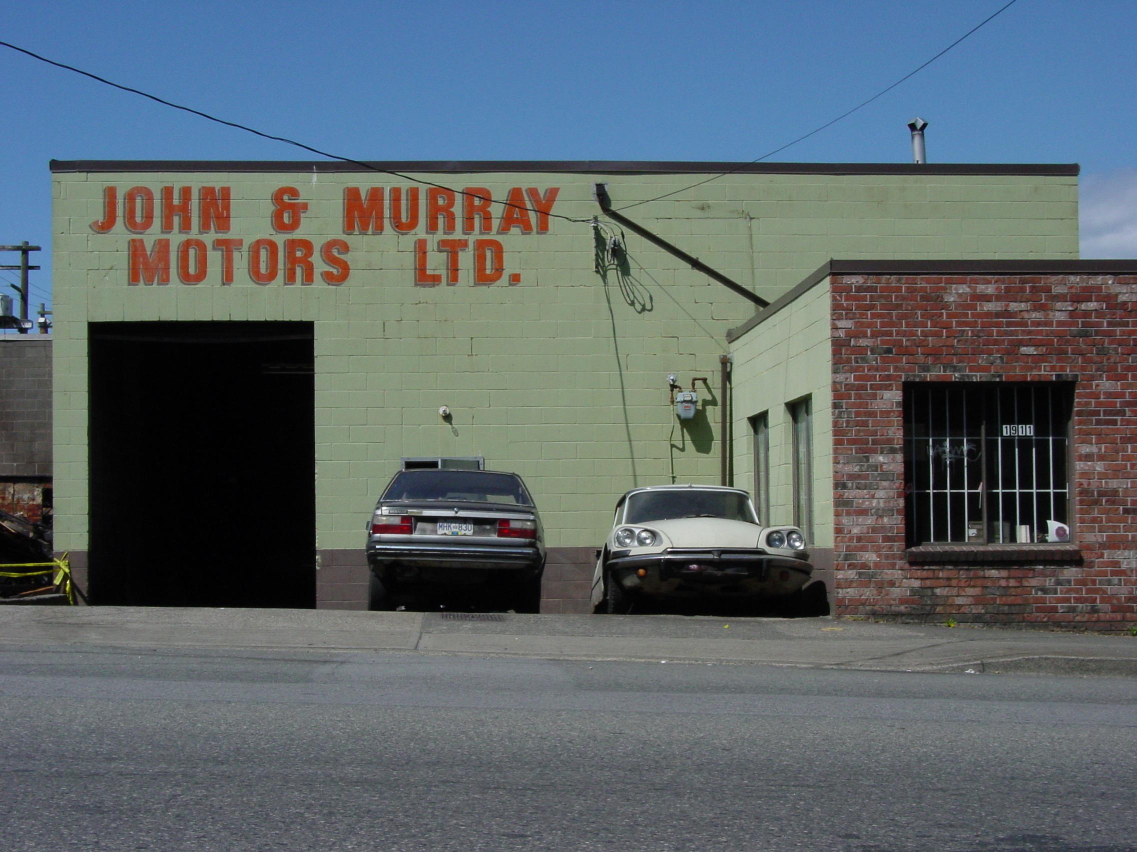 John Murray Motors Ltd Flickr Photo Sharing