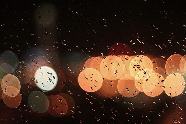 It's one of these nights - Beautiful Bokeh Photography